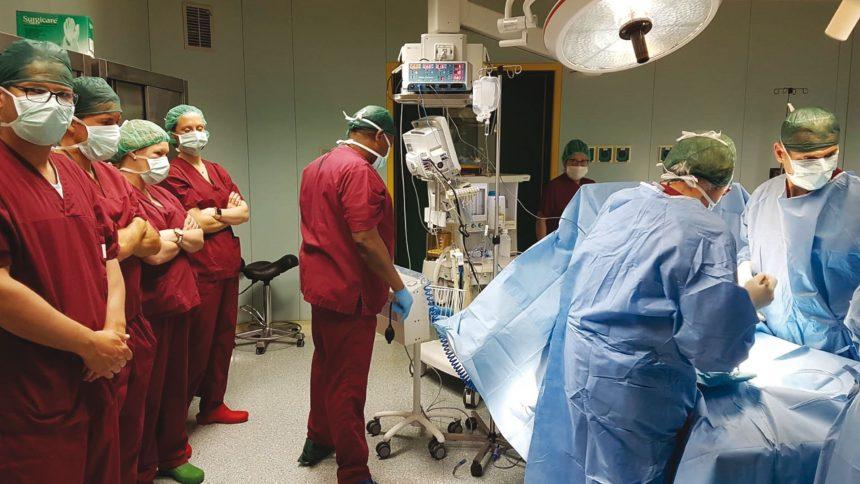 Chirurgia ortopedica rigenerativa alla Clinica Lami di Perugia
